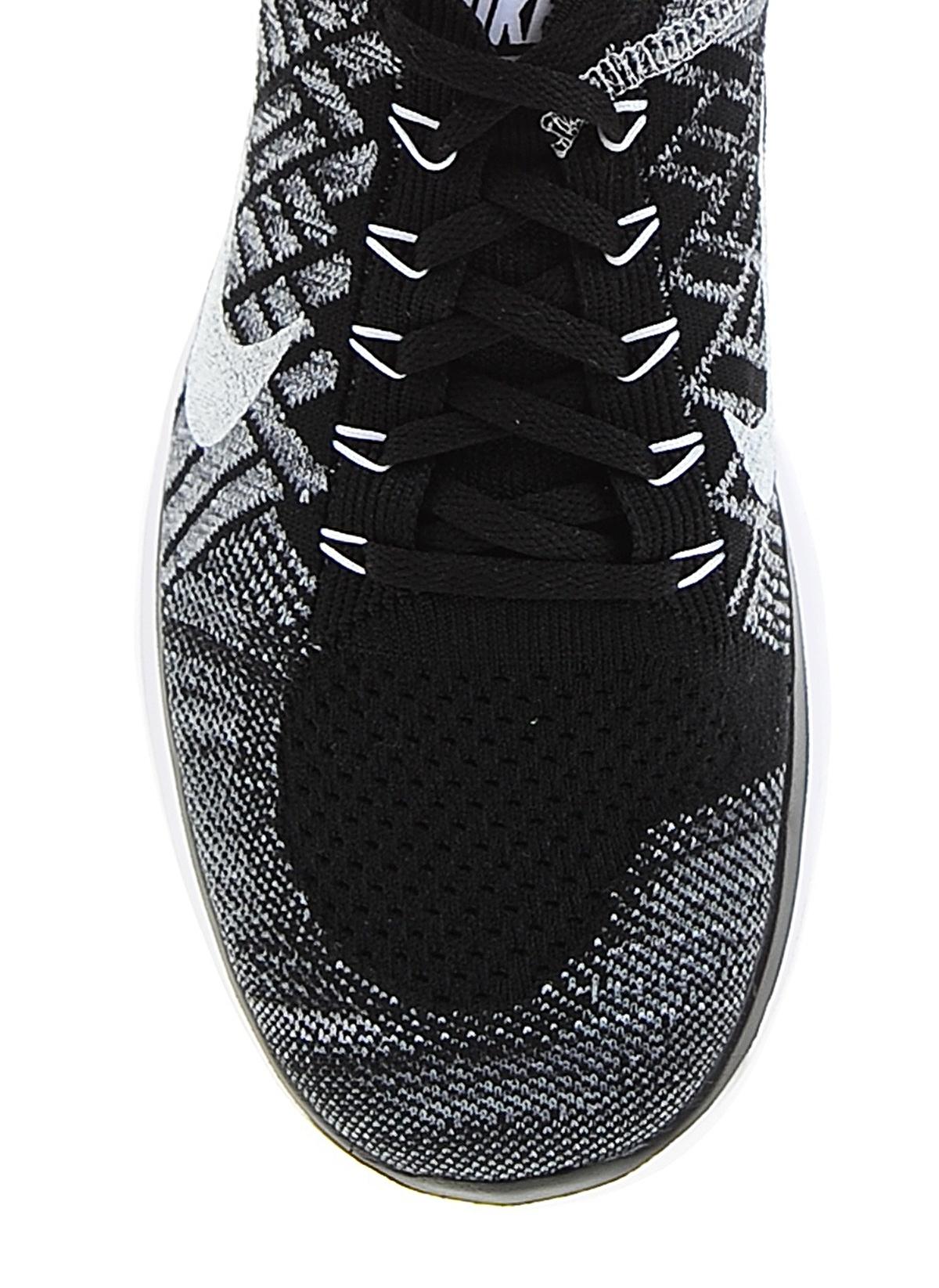 87fe09993b9a Nike Erkek Nike Free 4.0 Flyknit Black White-Wolf Grey-Drk Grey ...